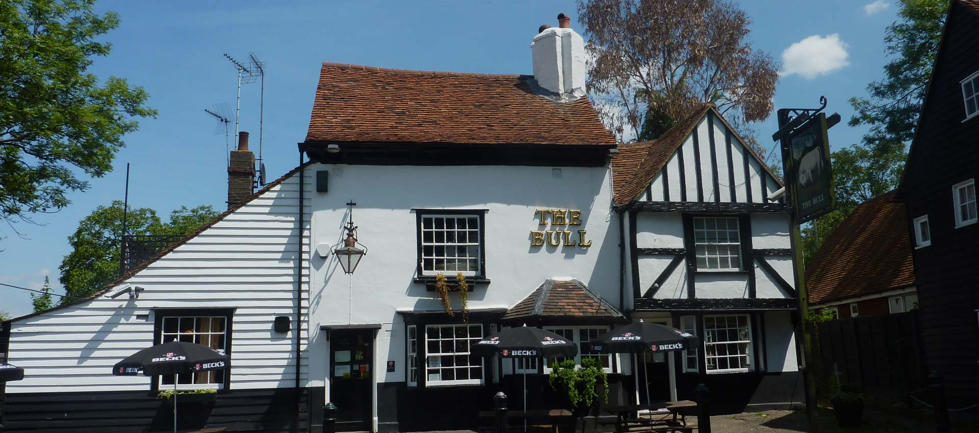 The Bull Pub In Corringham