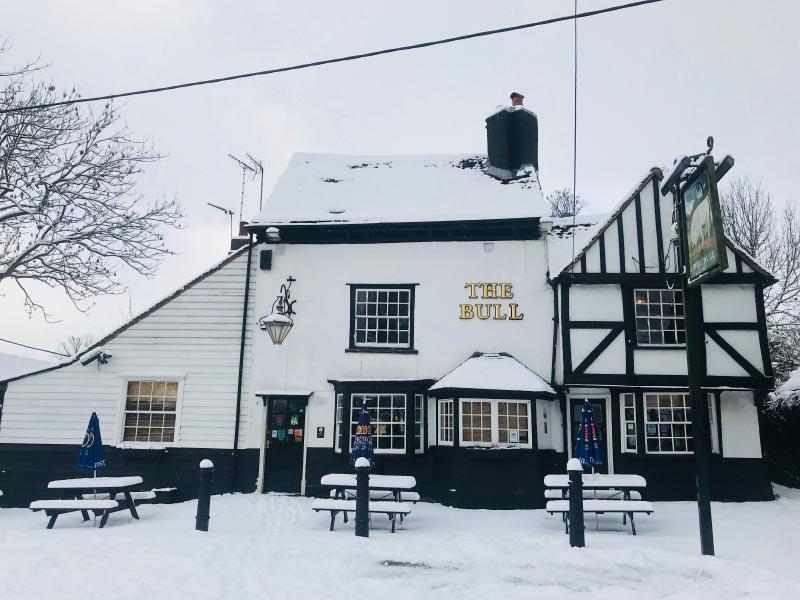 The Bull Pub In Corringham